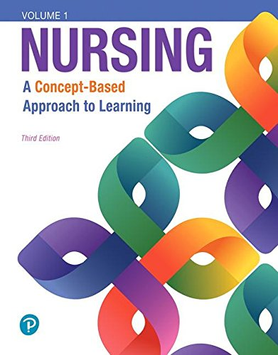Download Nursing: A Concept-Based Approach to Learning, Volumes I, II & III Plus MyLabNursing with Pearson eText -- Access Card Package (3rd Edition) 0134879112