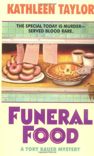 Download Funeral Food: A Tory Bauer Mystery 0380793806