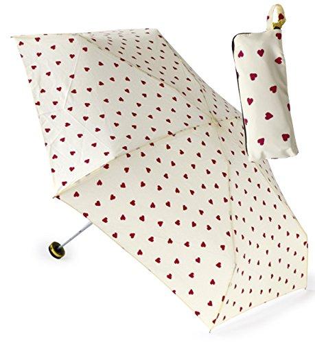 (ダブルピーシー)w.p.c mini 折りたたみ傘[シャギーハート] オフ