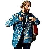 SCOTCH&SODA(スコッチ&ソーダ) ショートコート [メンズ] 292-21126 Nordic Mountaineer's Jacket 【BLU(01)/M】 M,BLU
