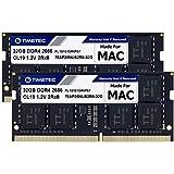 Timetec Hynix IC 64GB KIT(2x32GB) Compatible for Apple 2019 iMac 27-inch w/Retina 5K Display, Late 2018 Mac Mini DDR4 2666MHz