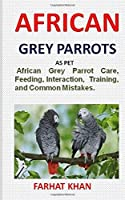 African Grey Parrots: African Grey Parrot Care, Feeding, Interaction,  Training, and Common Mistakes.