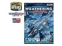 AmmoのMig - TWA The Weathering航空機Magazine Issue。6迷彩英語# 5206