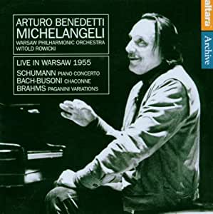 Schumann/Bach