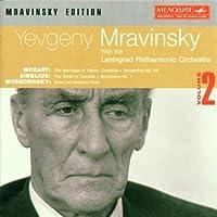 Mravinsky Edition Vol. 2 - Mozart: Symphony No. 39, Sibelius: No. 7