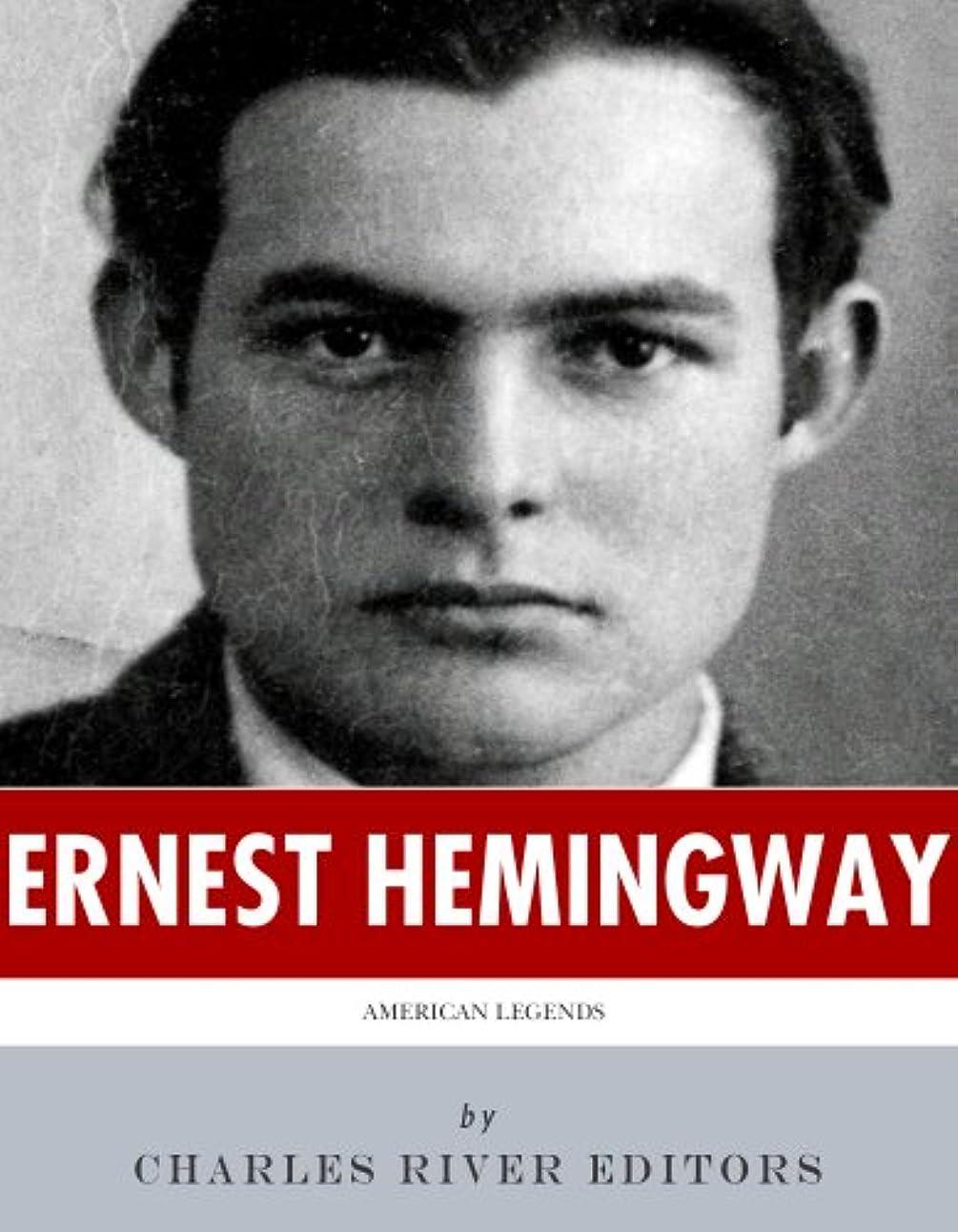 可能にする地獄広げるAmerican Legends: The Life of Ernest Hemingway (English Edition)