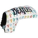 アドミラルゴルフ メンズ ビートルズ コラボモデル THE BEATLES パターカバー ADMG7SH5 (00ホワイト)