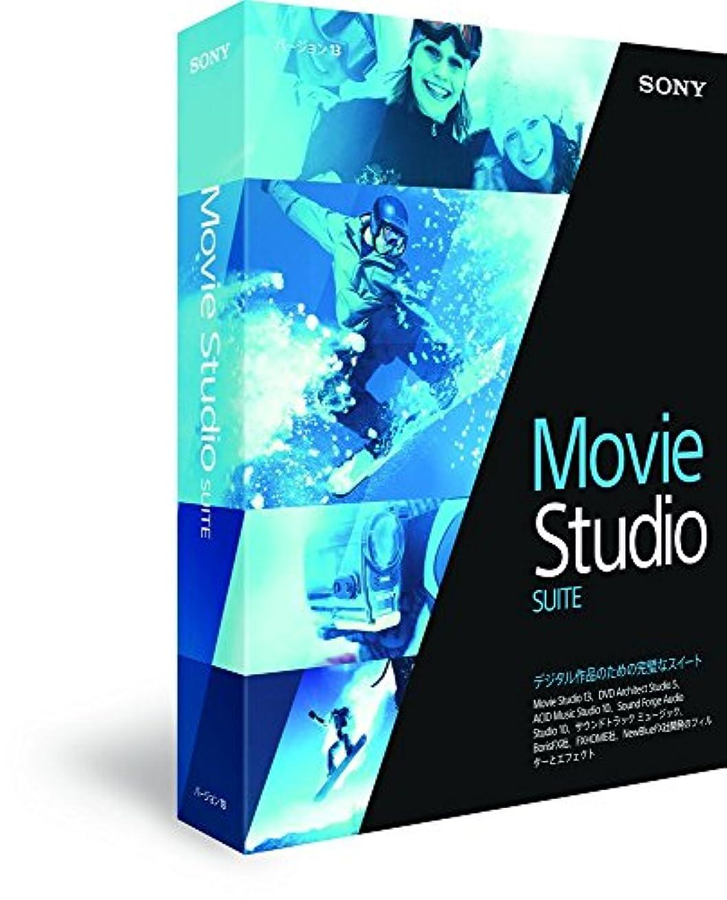 夕方泥棒国際Sony Movie Studio Suite 13【国内正規品】
