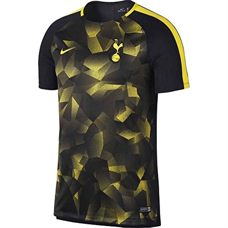 2017-2018 Tottenham Nike Pre-Match Training Shirt (Black)