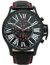 [サルバトーレマーラ]Salvatore Marra メンズ腕時計 サルバトーレマーラ マルチカレンダー SM14123-IPBK メンズ 【正規輸入品】