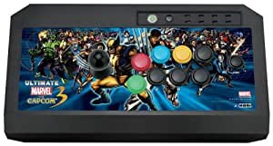 ULTIMATE MARVEL VS. CAPCOM3 対応スティック for Xbox360