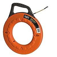 Klein Tools 56009 Navigator Fiberglass Fish Tape, 50-Foot Length by Klein Tools