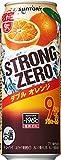 -196℃ ストロングゼロ ダブルオレンジ 500ml ×24缶