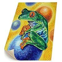 カエル 油彩 キャンバス 装飾 油絵 塗り絵 ホームデコレーション