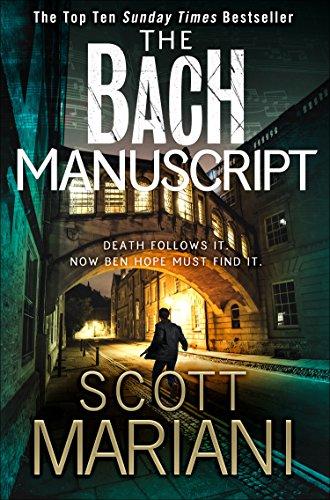 『The Bach Manuscript (Ben Hope, Book 16) (English Edition)』のトップ画像