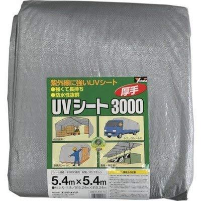 ユタカ シート #3000シルバーシート 5.4×5.4 SL3013