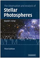 Observtn Analysis Stellar Photo 3ed