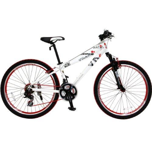 DOPPELGANGER 26インチ オフロードバイク フロントサスペンション採用モデル X-ROUNDシリーズ DIFFERENTIAL 903