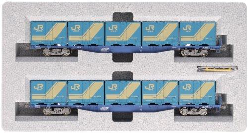 HOゲージ 3-511 コキ104 18Dコンテナ積載 (2両)