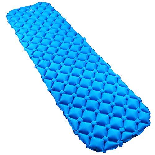Forrinx® エアーマット 車中泊 キャンプ 防災用 エアーベッド 折りたたみベッド 超軽量 防水