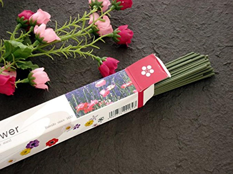家族哀ジェスチャー梅栄堂のお香 Wild flower