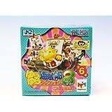 ワンピースゆらゆら海賊船コレクション3 アニメ メガハウス(シークレット付き全7種フルコンプセット)