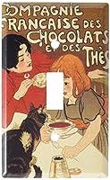 Chocolatスイッチプレート Single Toggle 149-S-plate 1