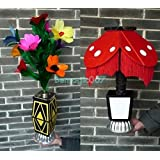 夜のランプにインスタント花瓶 Instant Flower Vase to Night Lamp -- ステージマジック