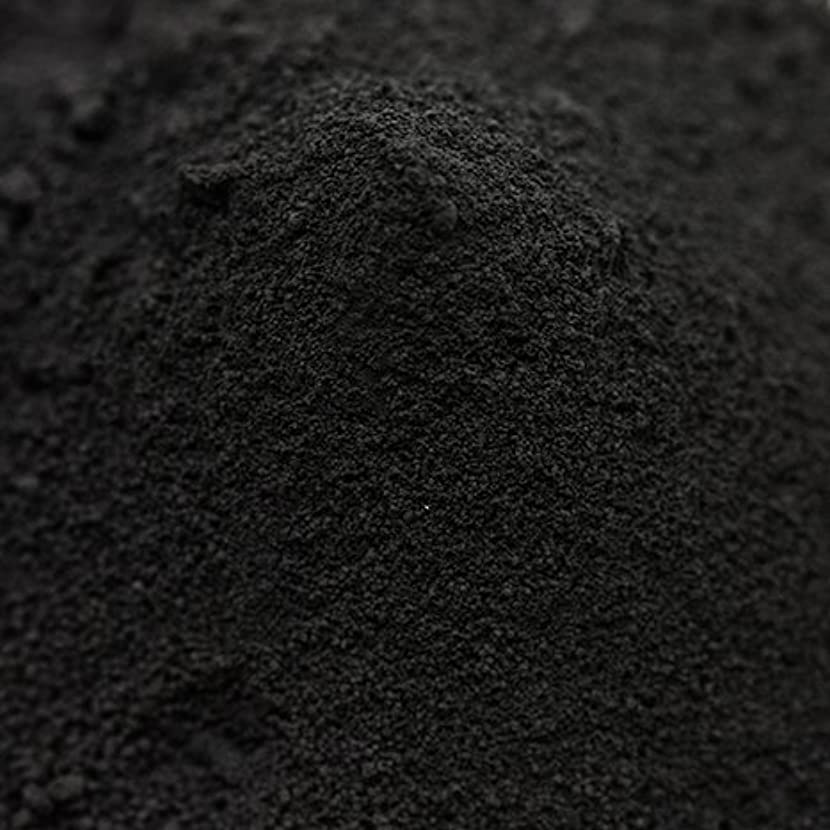 合理的比較的身元竹炭パウダー(超微粉末) 100g 【手作り石鹸/手作りコスメに】