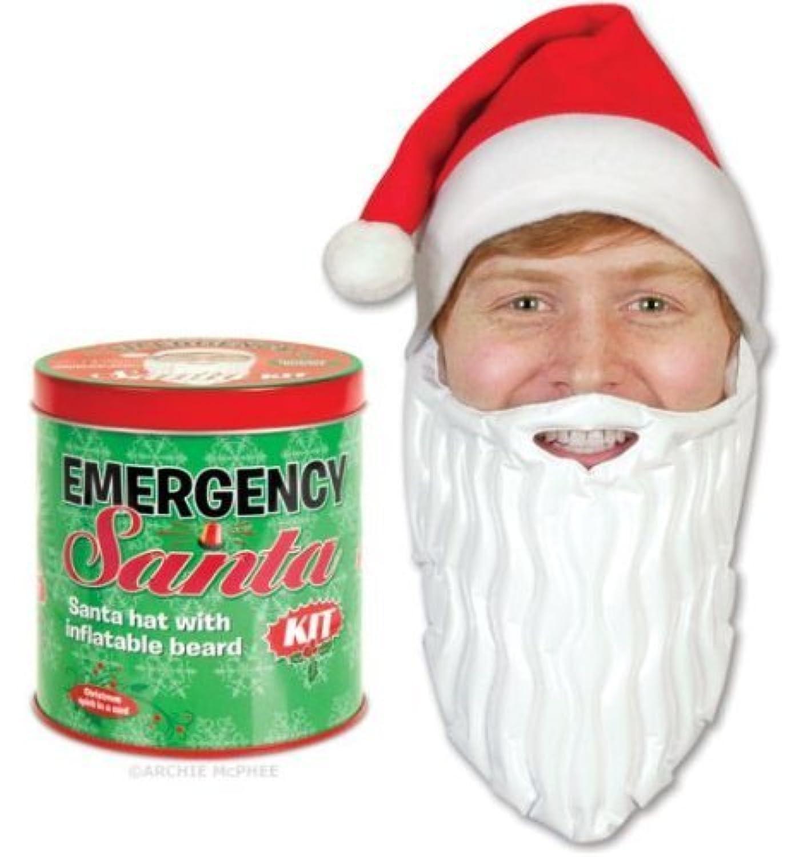 Accoutrements Emergency Santa Kit [並行輸入品]