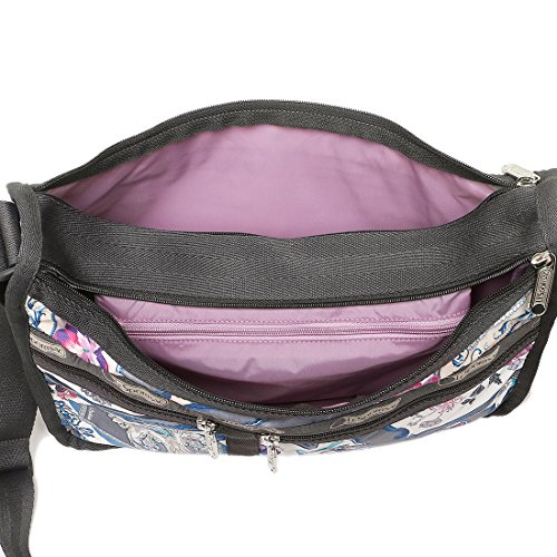 LESPORTSAC バッグ レスポートサック 7507 D922 DELUXE EVERYDAY BAG ショルダーバッグ COOL BREEZE [並行輸入品]