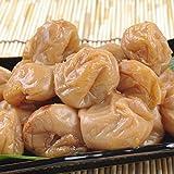 国華園 紀州南高梅 減塩 つぶれ梅 はちみつ風味 1㎏(500g×2) 塩分6%