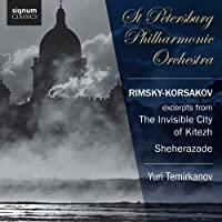 Excerpts From the Invisible City of Kitezh by NICOLAI RIMSKY-KORSAKOV (2013-03-26)