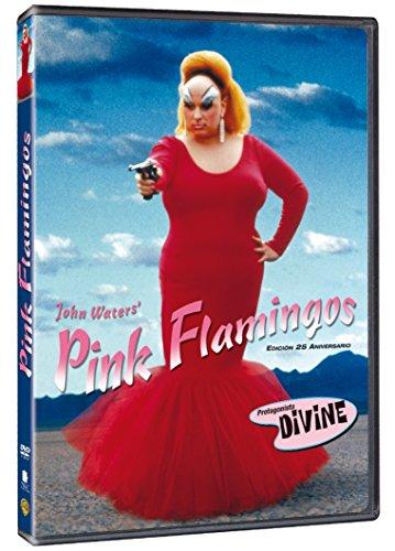Pink Flamingos - 25Th Anniversary *** Europe Zone ***