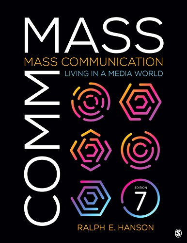 Download Mass Communication: Living in a Media World 1544332343