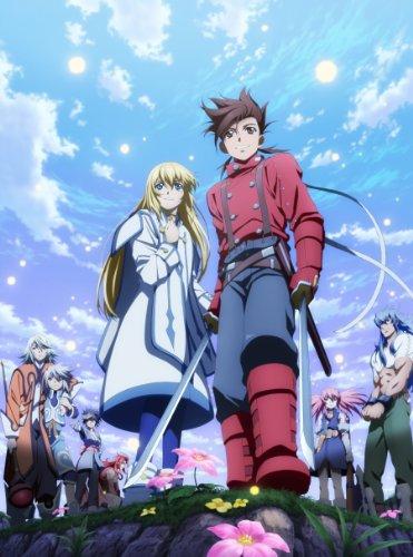 DVD OVA テイルズ オブ シンフォニア THE ANIMATION 世界統合編DVD初回限定版 エクスフィア エディション 第3巻