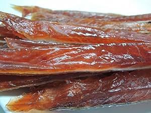 北海道産 天然秋鮭使用 無選別 鮭とばハラス 150g お試し 脂がのったハラス 期間・数量限定 (150g)