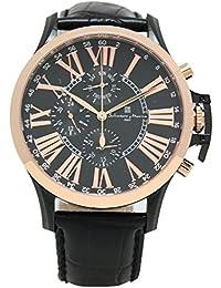 [サルバトーレマーラ]Salvatore Marra メンズ腕時計 サルバトーレマーラ マルチカレンダー SM14123-PGBK メンズ 【正規輸入品】