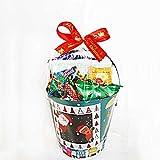 クリスマスお菓子 クリスマスお菓子詰め合わせ クリスマスプレゼント ギフト クリスマス会 贈り物 景品 クリスマスバケツ