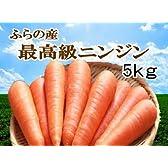 北海道ふらの産 ニンジン 5kg