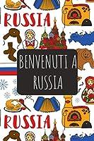 Benvenuti a Russia: 6x9 Diario di viaggio I Taccuino con liste di controllo da compilare I Un regalo perfetto per il tuo viaggio in Russia e per ogni viaggiatore