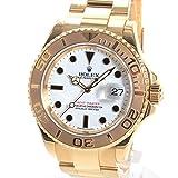 [ロレックス]ROLEX 腕時計 ヨットマスター 16628 F番台(2004年) 中古[1280017] 付属:国際保証書 タグ