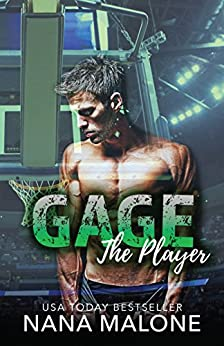 Gage (The Player Book 6) by [Malone, Nana]