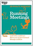 Running Meetings (HBR 20-Minute Manager Series) (English Edition)