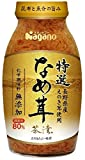 ナガノトマト 特選なめ茸茶漬 370g