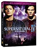 SUPERNATURAL 〈フォース・シーズン〉 コンプリート・ボックス(11+1枚組) [DVD]