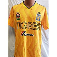 新しい。Liga MX Club Deportivo TigresホームジャージサイズM