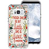 Gifun Samsung S8 Case Shakespeare[Anti-Slide] and [Drop Protection] Soft TPU Protective Case Cover for Samsung Galaxy S8 5.8 inch (2017) - Shakespeare Case [並行輸入品]