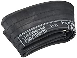 DUNLOP(ダンロップ) バイクタイヤチューブ 110:120/100-18 バルブ形状:TR4 MOT リム径:18インチ オフロード競技用強化チューブ 134959 二輪 オートバイ用