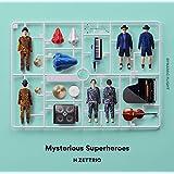 Mysterious Superheroes~DYNAMIC FLIGHT盤